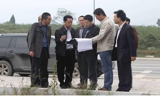 贵州:公路局督查G319线迎国检工作准备