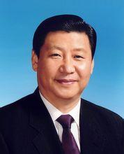 习近平:中华人民共和国主席