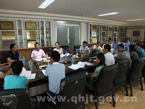 青海省交通厅检查全省迎国检准备工作