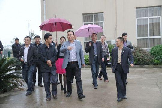 青海西宁南绕城高速公路考察浏醴高速项目标准化建设