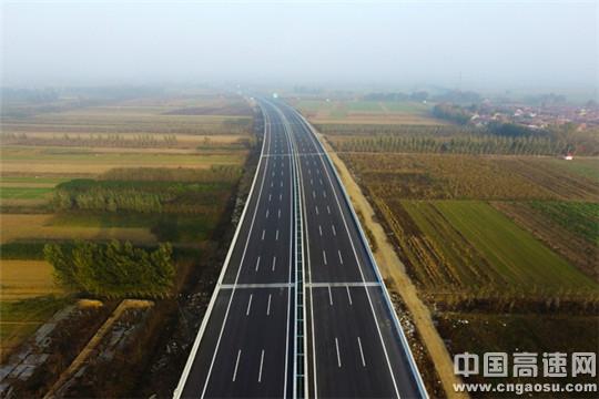 【理事资讯】中交一公局五公司承建的河北密涿高速公路Q2标通过交工验收