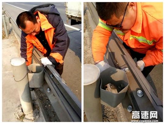 """河北:衡大高速滏阳养护工区五项措施 着力""""两会""""安全保畅"""