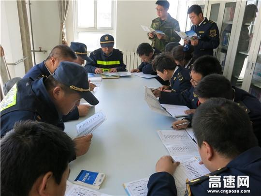 甘肃:西峰高速凤口主线站加强联勤协作 严厉治理违法超限运输车辆