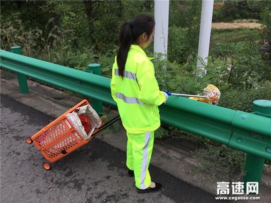 陕西高速集团西略分公司西乡管理所创新破难 开展养护管理工作