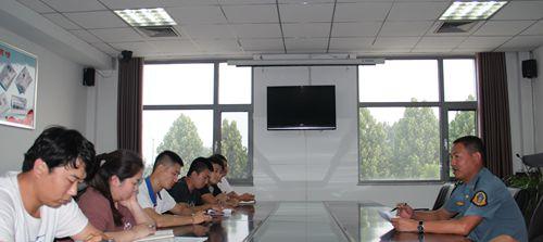 河北高速衡大管理处滏阳养护工区举办安全警示教育讲座