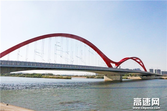 【理事资讯】中交一公局三公司南京中兴路北延跨秦淮新河大桥装饰工程全部结束