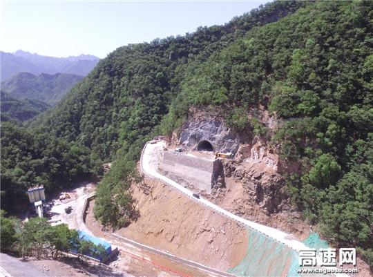 【理事资讯】中交一公局三公司济阳高速一分部隧道施工突破1000米大关