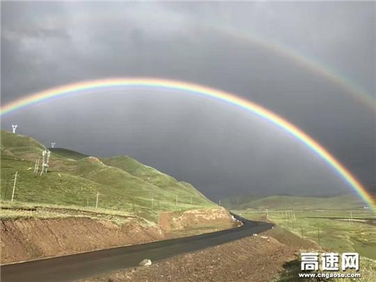 【理事资讯】中交一公局三公司青海大班7标主体完工
