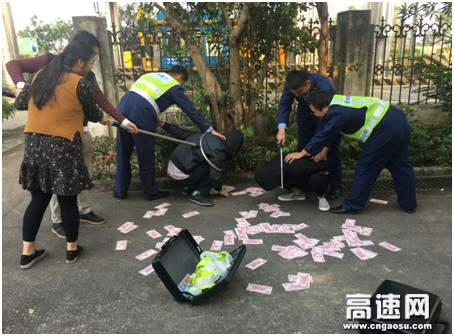 【理事资讯】中铁交通玉梧地区寒山收费站开展防盗抢应急演练