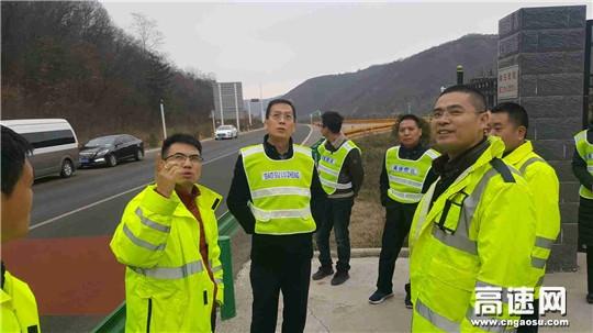 陕西高速集团铜旬分公司深入开展节前安全生产大排查工作
