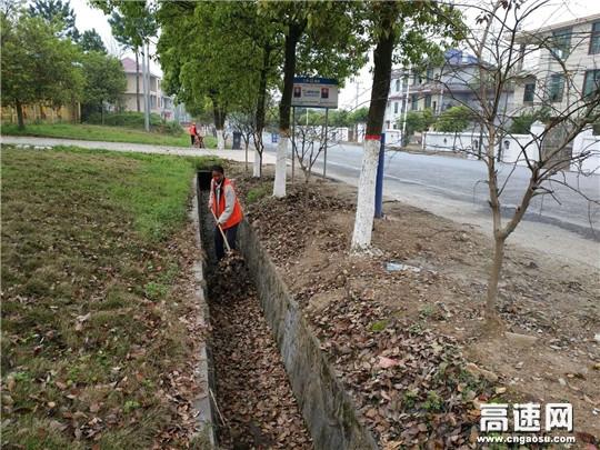 江西:安福公路分局开展排水系统整治