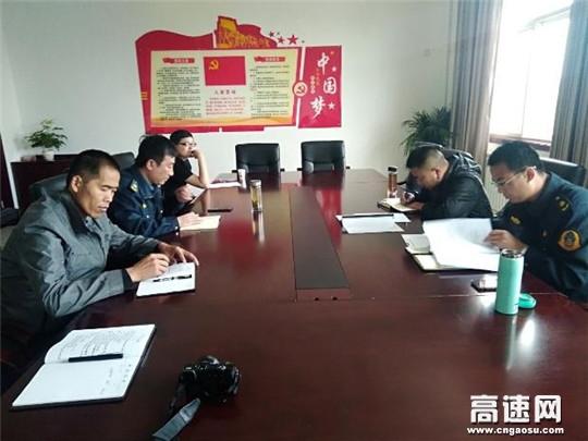 """陕西高速集团铜旬路政大队四项措施扎实部署""""路政宣传月""""活动"""