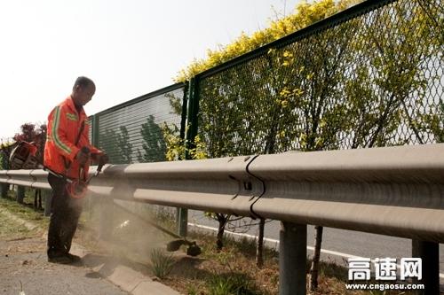 """河北高速衡大管理处滏阳工区""""五项措施""""应对""""五一小长假""""安全保畅"""