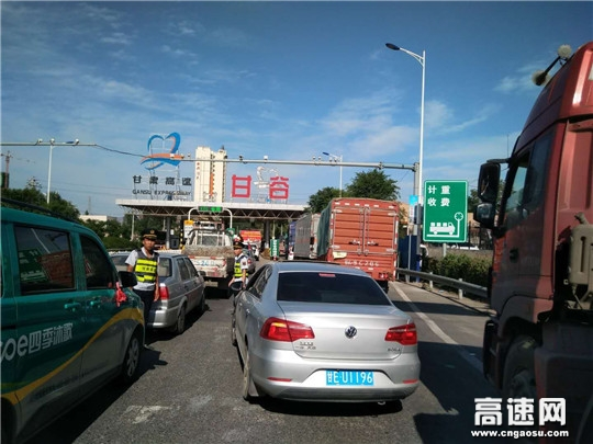 连霍高速秦州隧道恢复通车了
