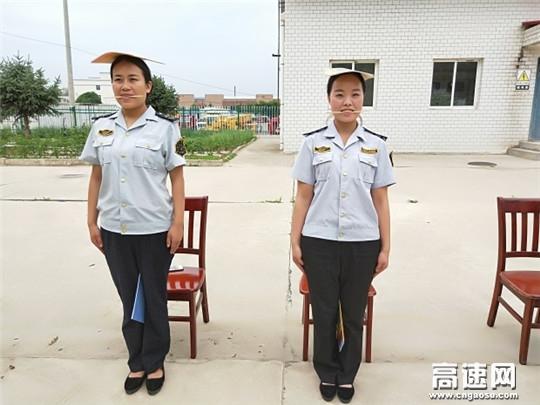 甘肃:泾川收费所泾川东站金苹果品牌服务创建再培训