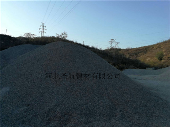 常年提供保定高速公路用透水混凝土专用石子
