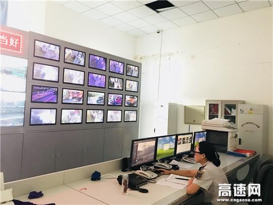 甘肃:庆城所狠抓监控管理提升工作效率