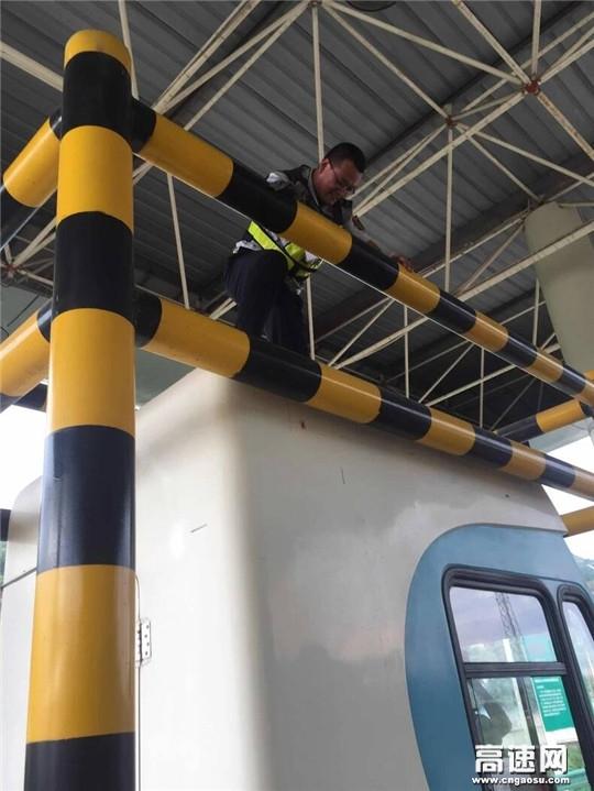 甘肃:庆城所老城收费站稳步推进路域环境整治工作