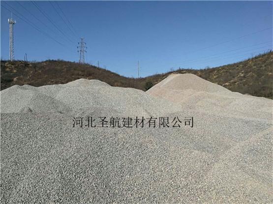 批发公园建设用透水混凝土专用石子,阳原县石子厂