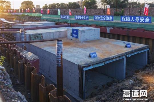 中交一公局五公司齐齐哈尔市地下综合管廊项目:新领域里当标兵