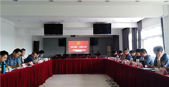 湖北高速路政黄黄支队健全培育机制构建常态化普法教育模式