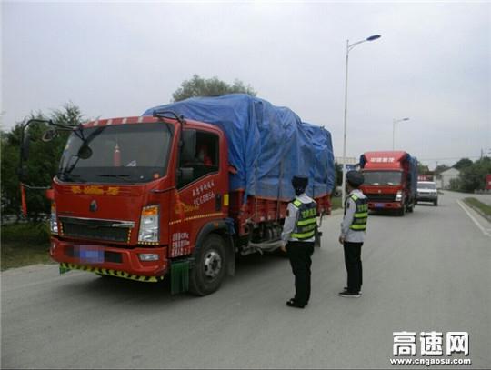 甘肃:泾川所白水收费站全力以赴做好保通保畅工作