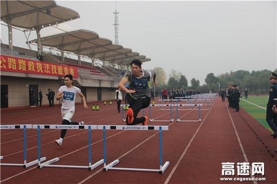 男子110米跨栏