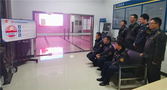 湖北高速武黄路政支队第一大队积极开展12・4国家宪法日宣传活动