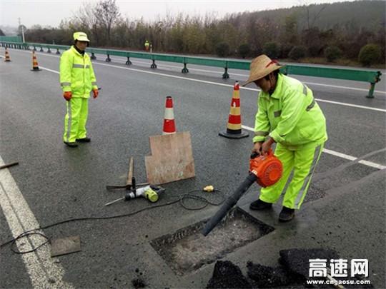 """陕西高速集团西乡管理所冬季养护""""四加强""""助推平安交通建设"""