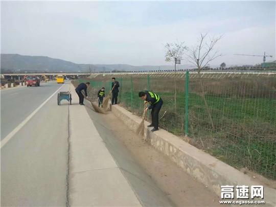 甘肃:宝天高速公路收费管理所街亭收费站全力以赴做好春运、春节期间安全保畅工作