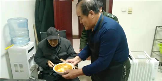 河北沧廊(京沪)高速姚官屯收费站志愿者热心救助迷失老人