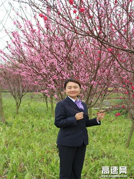 """杨丽,中共党员,楚天公司枝江所内业管理员。2016年,被授予公司""""优秀共产党员""""。2018年,被授予公司""""先进个人""""。"""