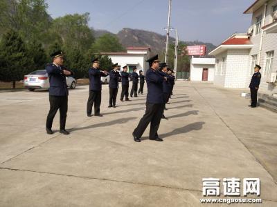 甘肃泾川所泾川西收费站多措并举 提升文明服务工作