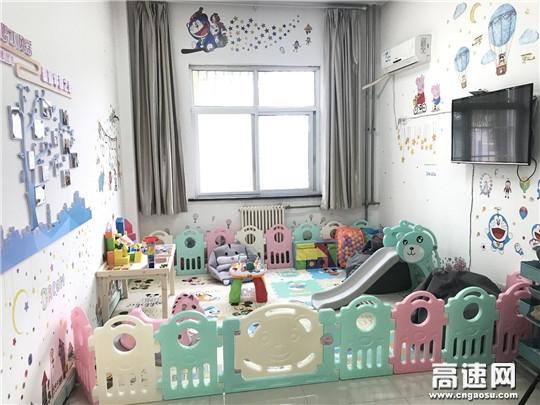 """陕西高速集团西略分公司西乡管理所倾情打造母婴关爱室为""""双节""""献礼"""