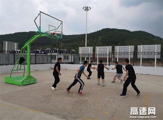 甘肃:庆城所太白主线收费站成功举办职工趣味运动会