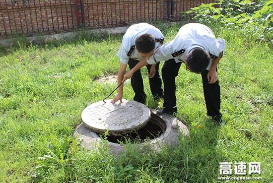 甘肃:甘谷收费所洛门站多举并措做好防汛措施