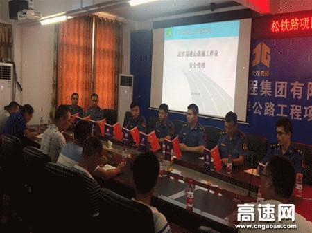"""广西玉林高速公路管理处博白大队主动上门服务 彰显 """"阳光路政""""精神"""