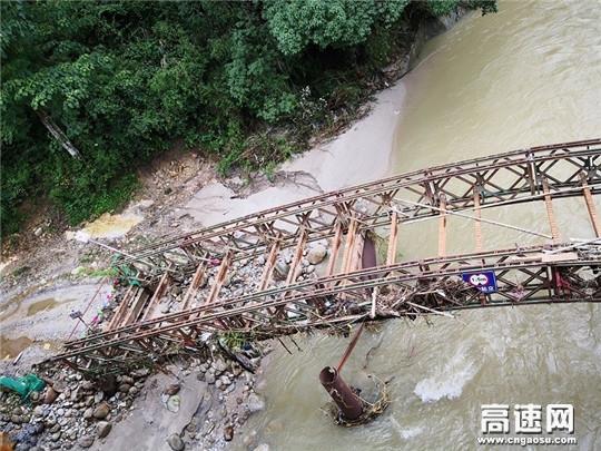 江西安福县旅游快速通道PPP工程开展灾后复工工作