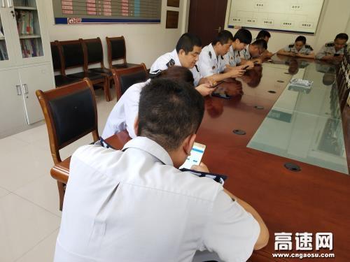 甘肃:泾川所泾川西收费站积极开展�;�品安全应急知识竞赛