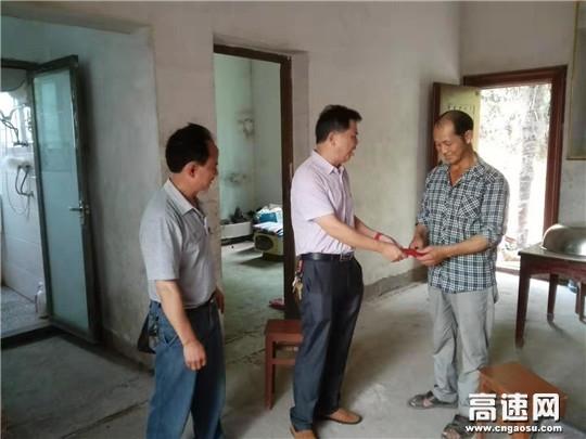 江西吉安市公路局永丰分局扎实推进脱贫攻坚工作