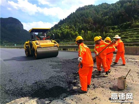 浙江诸永项目部掀起2019年施工最高潮