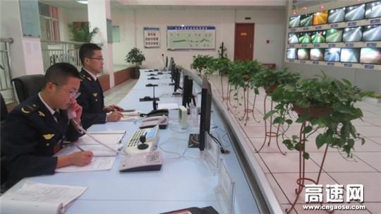甘肃宝天高速麦积山监控站强化监控管理工作