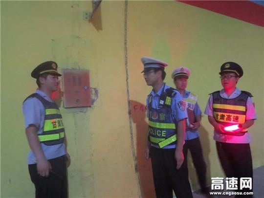 甘肃庆城收费所提前部署为2019中国(庆阳)农耕文化节保驾护航