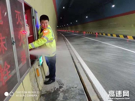 """甘肃:庆城收费所""""三不放松""""落实""""双节""""期间 安全及保畅任务"""