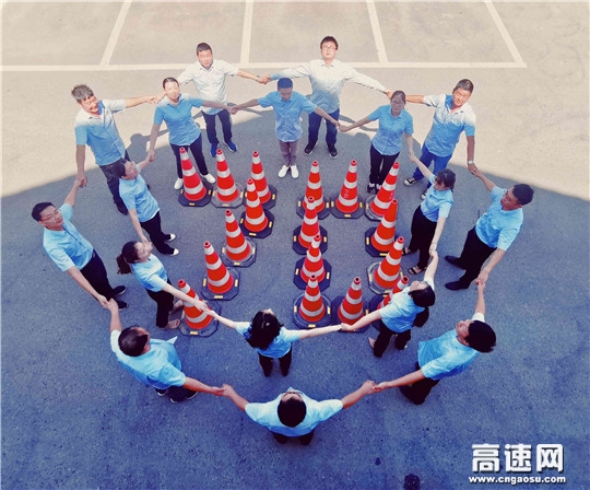 浙江交工养护台金党支部用别样方式表达爱国情怀