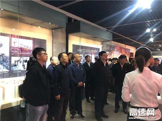 河北沧廊高速开发区收费站党支部参观沧州市博物馆