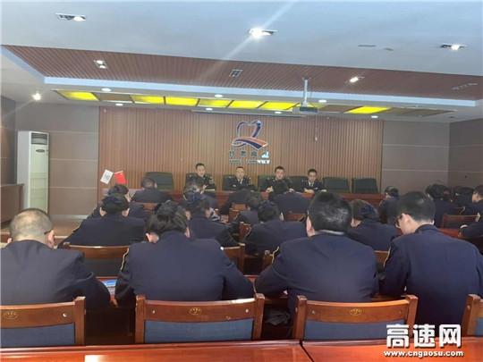 甘肃:宝天高速东岔主线积极开展