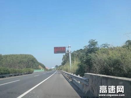广西玉林高速公路管理处贵港二大队积极开展超限运输许可宣传工作