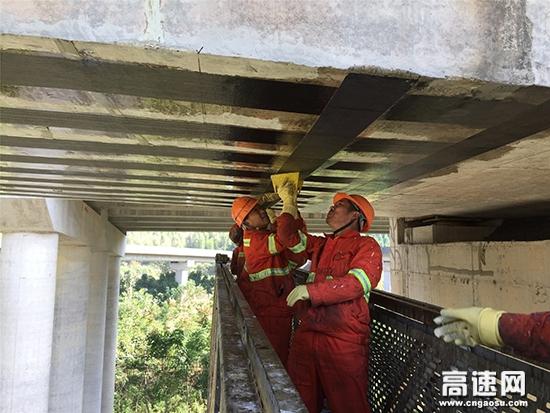 浙江:衢黄高速吹响桥隧加固冲锋号,为桥隧健康把脉问诊