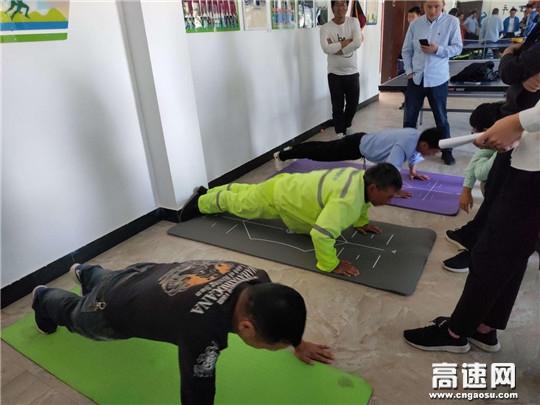 浙江顺畅养护丽水项目部组织开展应急救援基本技能训练活动